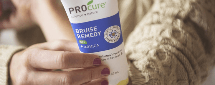 Bruise Remedy Lifestyle Shot