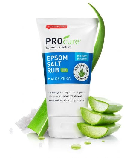 PROcure - Epsom Salt Rub